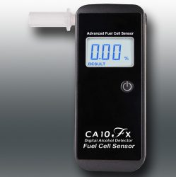 CA10FX elektrokémiai alkoholszonda