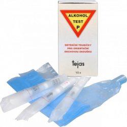 Tejas ALTIK egyszer használatos alkoholszonda (10 db)
