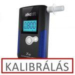 Alkohit X10 alkoholszonda kalibrálás